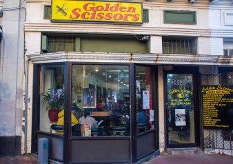 GOLDEN CISSORS Hari Salon DC (2)